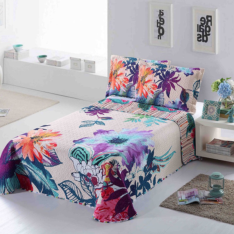 China quilt and bedspread factory