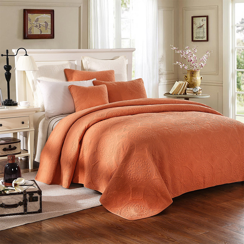 cotton bedding set bedspread