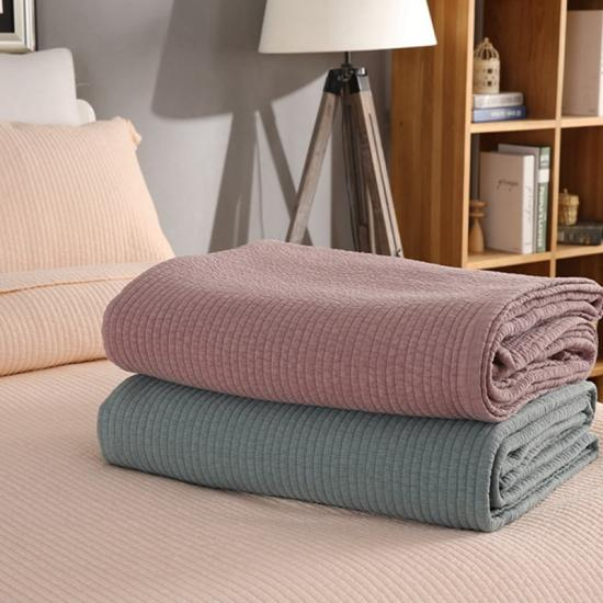 sand washed cotton bedding linen